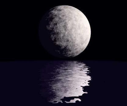 São jorge e a lua