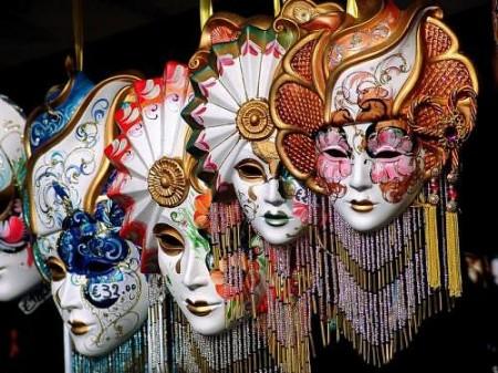 O baile das máscaras