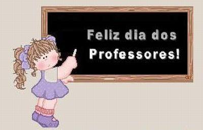 parabéns, professores!